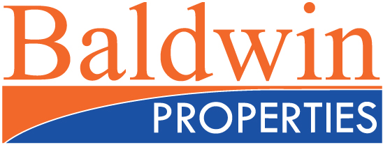 logo for baldwinco properties